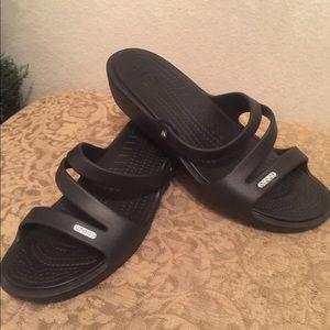 Crocs Women's Size 9 Slip On Sandal